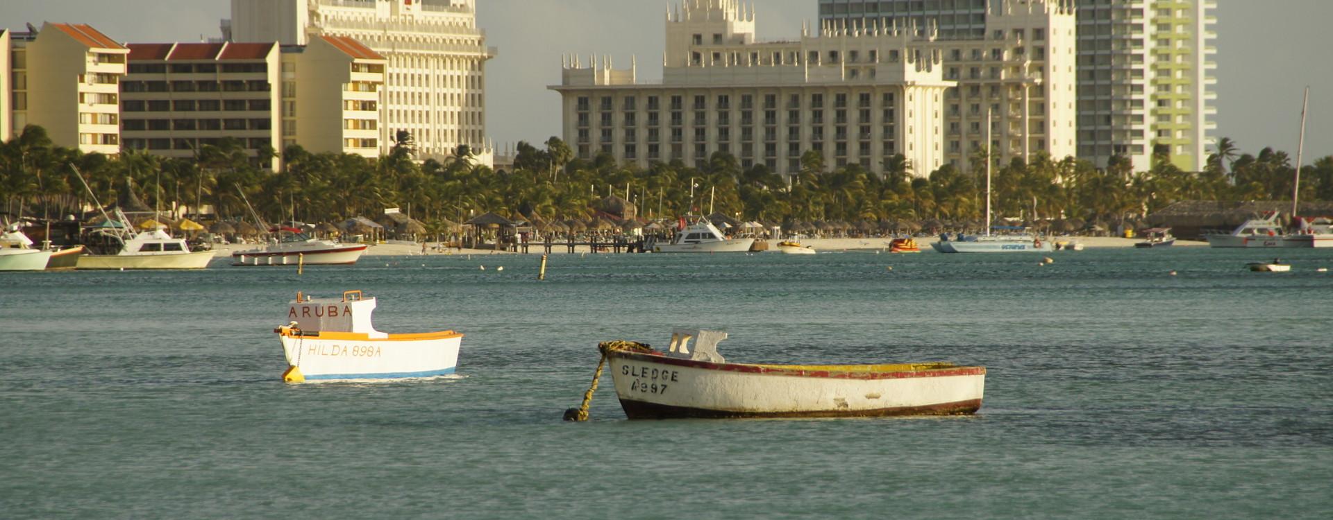 High Rise Hotels – Palm Beach, Aruba